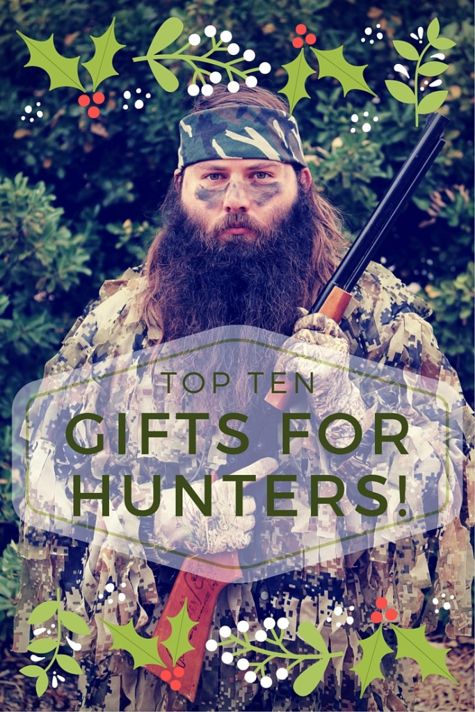 top 10 gifts for hunters