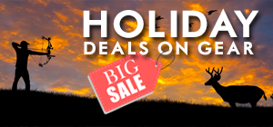 Holiday Hunting Gear Deals